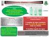 Solução de água sanitária para higienização - coronavírus